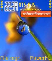 Flower2 es el tema de pantalla