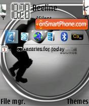 CSS theme screenshot