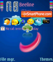Smailik theme screenshot