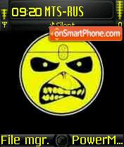 Iron Maiden 03 es el tema de pantalla