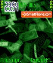 Dolars Animated theme screenshot