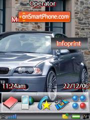 My BMW es el tema de pantalla
