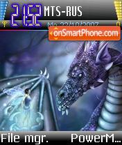 Dragon Lore es el tema de pantalla