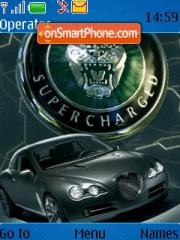 Jaguar 02 theme screenshot