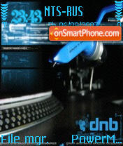 Dnb Online Resourse es el tema de pantalla