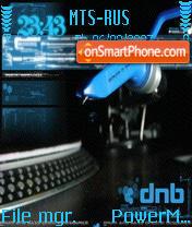 Dnb Online Resourse tema screenshot