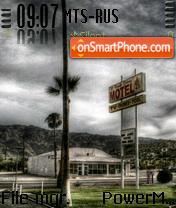 Motel Theme-Screenshot