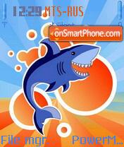 Shark 03 es el tema de pantalla