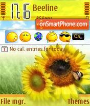 Sunflower2 theme screenshot