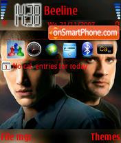 Скриншот темы Prison Break