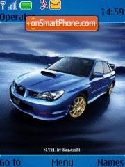 Impreza Wrx theme screenshot