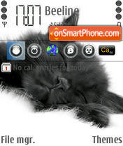 Cats 05 theme screenshot