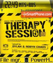 Therapy Session 5 tema screenshot