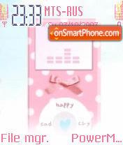 Ipod Animated theme screenshot