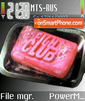 Fight Club es el tema de pantalla