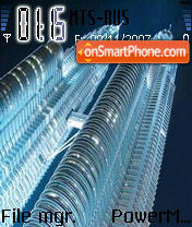 Klcc theme screenshot