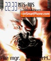 I Want U theme screenshot