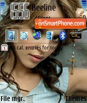 Скриншот темы Alba10