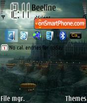 Imagination 01 theme screenshot
