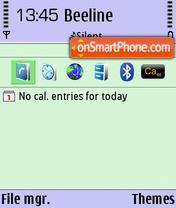 LCG Style theme screenshot