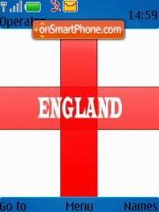 England 03 es el tema de pantalla