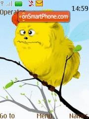 Frdani theme screenshot