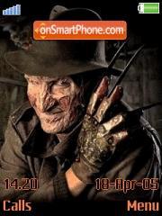 Скриншот темы Freddy