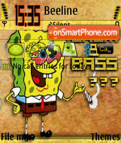 Spongebob DNB theme screenshot