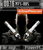 Hitman 04 es el tema de pantalla