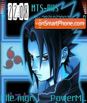 Sasuke 01 theme screenshot