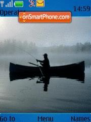 Скриншот темы Gone Fishing