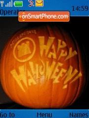 Halloween 03 theme screenshot