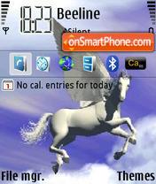 Pegas 01 theme screenshot
