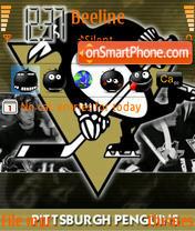 Pittsburgh Penguins theme screenshot