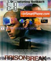 Скриншот темы Prison Break 2 01