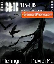 Death of the Night es el tema de pantalla