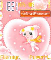 So Cute Animated theme screenshot