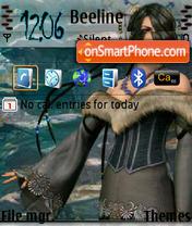 Final Fantasy 09 theme screenshot