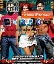 Dhoom2 es el tema de pantalla