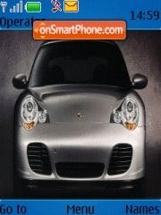 Porsche 913 theme screenshot