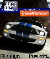 Ford Mustang 02 theme screenshot