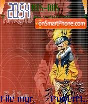 Naruto 05 theme screenshot