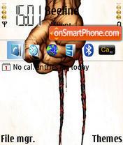 Wolverine theme screenshot