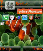 Ifone tema screenshot