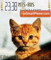 Kitty 02 es el tema de pantalla