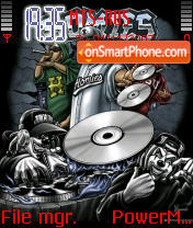 Hip Hop es el tema de pantalla