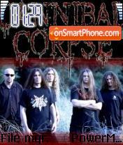 Cannibal Corpse es el tema de pantalla