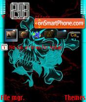 Neon 6283 theme screenshot