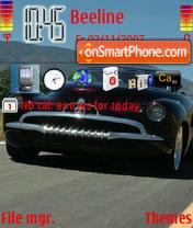 Holden Efijy theme screenshot