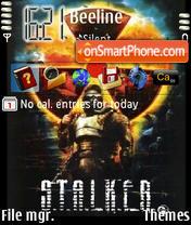 Stalker 05 theme screenshot